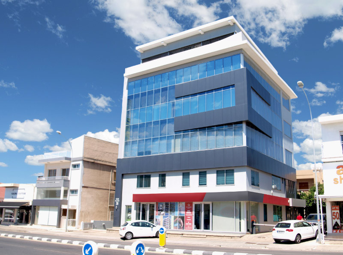CCS COMMERCIAL BUILDING