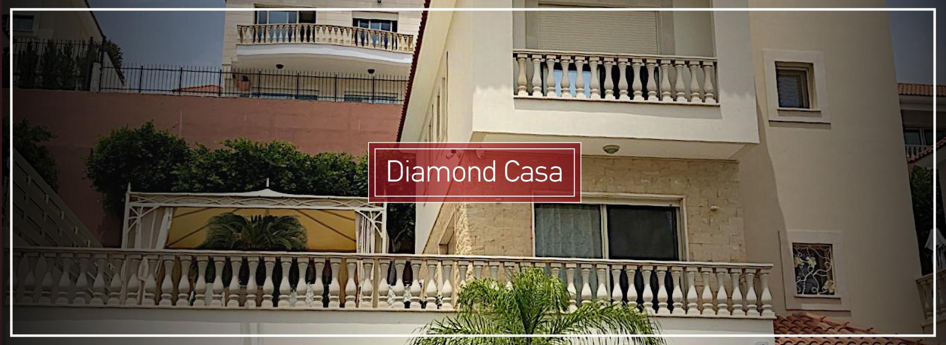 DIAMOND CASA RESALE